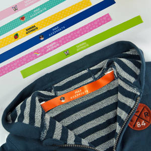 Sew-On hanging loops