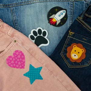 Patches for clothes